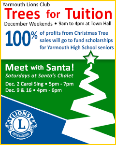 Yarmouth Lions Trees for Tuition