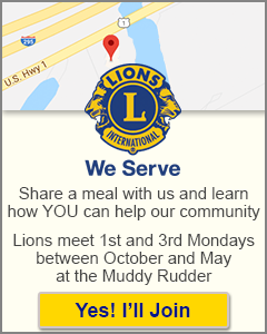 Visit with the Yarmouth, Maine Lions Club