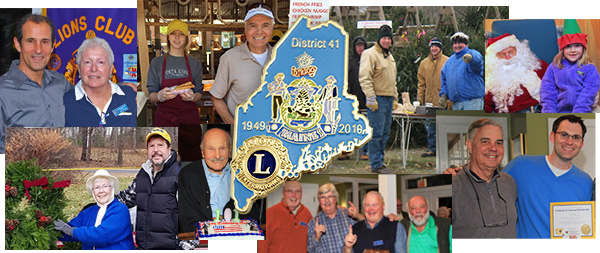 Yarmouth Maine Lions Club - District 41