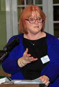 Anne Heros, Executive Director of the Center For Grieving Children