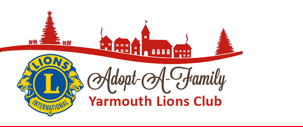 Adopt-a-Family_Yarmouth Lions Club