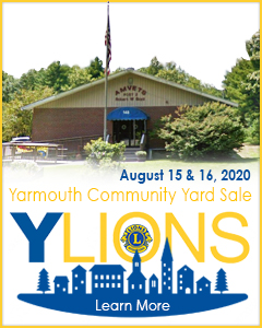 Learn about the Yarmouth Maine Lions Community Yard Sale